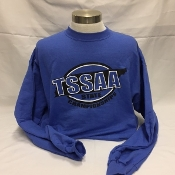 Blue Crewneck Sweatshirt